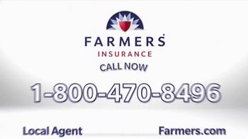 Farmers Insurance TV Spot, 'Cut, Lower, Shave' - Thumbnail 8