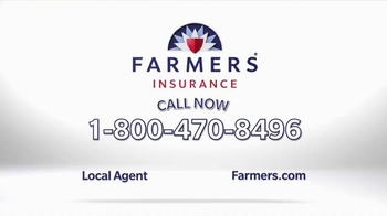 Farmers Insurance TV Spot, 'Cut, Lower, Shave' - Thumbnail 9
