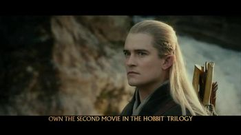 The Hobbit: The Desolation of Smaug Blu-ray and DVD TV Spot