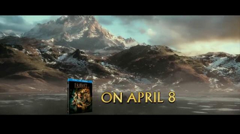 The Hobbit: The Desolation of Smaug Blu-ray and DVD TV Spot - Thumbnail 1