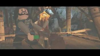 LEGO The Hobbit TV Spot, 'Unlikely Hero' - Thumbnail 5