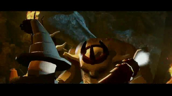 LEGO The Hobbit TV Spot, 'Unlikely Hero' - Thumbnail 7