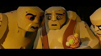 LEGO The Hobbit TV Spot, 'Unlikely Hero' - Thumbnail 8