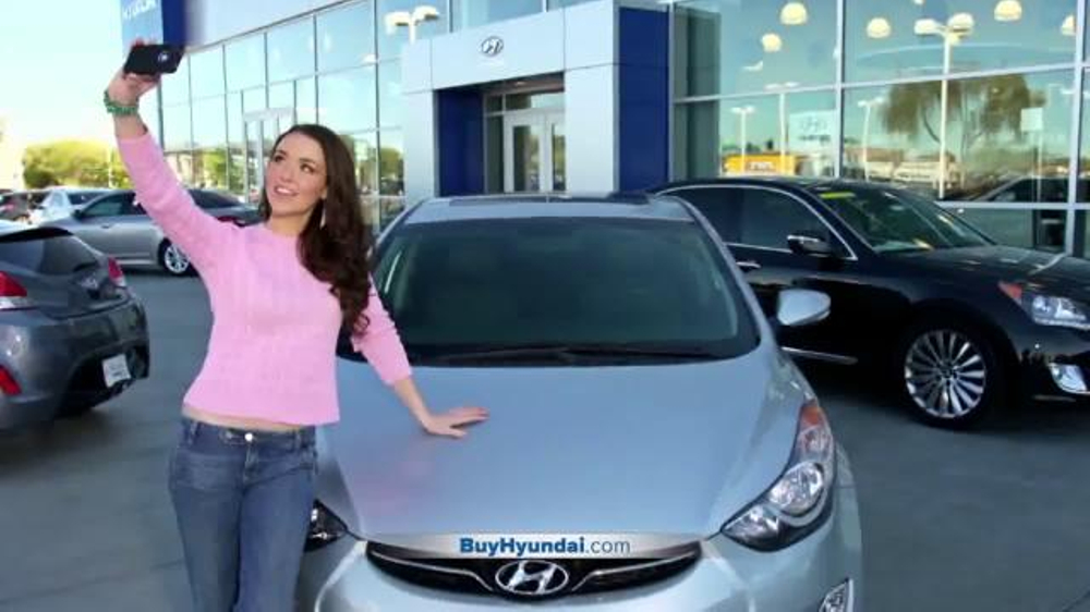 Hyundai Picture Yourself Sales Event TV Commercial, 'Go Ahead: Elantra'