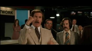 Anchorman 2: The Legend of Ron Burgundy Home Entertainment TV Spot - Thumbnail 1