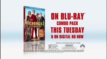 Anchorman 2: The Legend of Ron Burgundy Home Entertainment TV Spot - Thumbnail 9