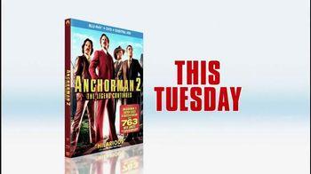 Anchorman 2: The Legend of Ron Burgundy Home Entertainment TV Spot - Thumbnail 2