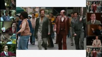 Anchorman 2: The Legend Continues Blu-ray Combo Pack TV Spot - 114 commercial airings