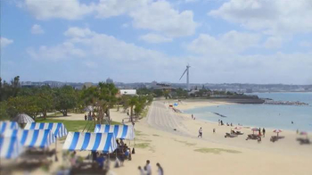 Be. Okinawa TV Spot, 'Coral Islands' - Thumbnail 6