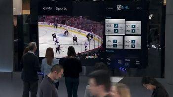 Xfinity X1 Triple Play TV Spot, 'Live Sports' - 73 commercial airings