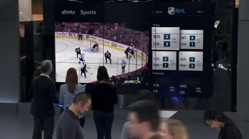 Xfinity X1 Triple Play TV Spot, 'Live Sports' - 73 commercial airings