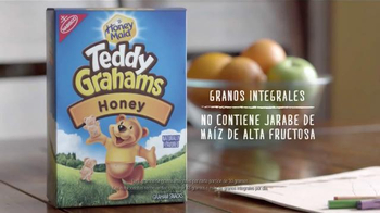 Honey Maid Teddy Grahams TV Spot, 'This is Wholesome' [Spanish] - Thumbnail 7