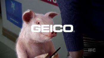 GEICO TV Spot, 'Portlandia' - 14 commercial airings