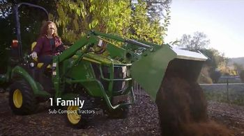 John Deere 1 Family TV Spot, 'To-Do List'