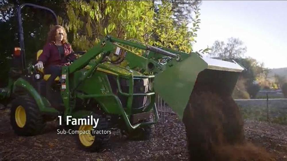 Https Email Johndeere Com >> John Deere 1 Family Tv Commercial To Do List Video