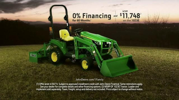 John Deere 1 Family TV Spot, 'To-Do List' - Thumbnail 10