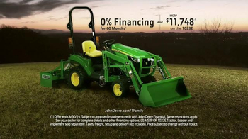 John Deere 1 Family TV Spot, 'To-Do List' - Thumbnail 9