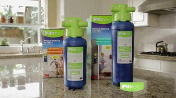 Filtrete Whole House Water Filtration System TV Spot