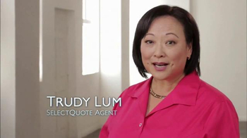 Select Quote TV Spot, 'Snapshots: Trudy'