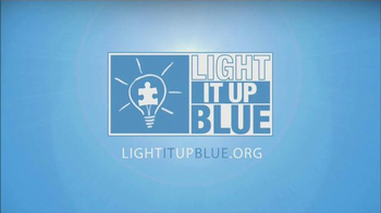Autism Speaks TV Spot, 'Light it up Blue' - Thumbnail 8