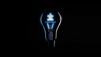 Autism Speaks TV Spot, 'Light it up Blue' - Thumbnail 4