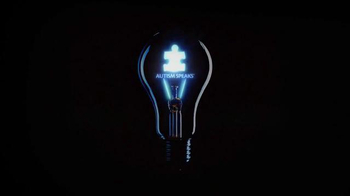 Autism Speaks TV Spot, 'Light it up Blue' - Thumbnail 6