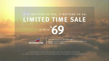 Southwest Airlines TV Spot, 'Seat Monitors' - Thumbnail 6