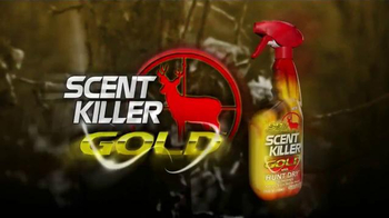 Wildlife Research Center Scent Killer Gold TV Spot Feat. Tiffany Lakosky - Thumbnail 1