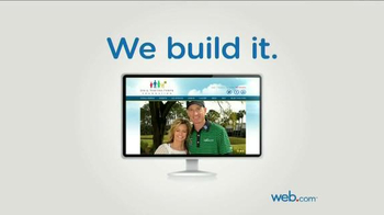 Web.com TV Spot Featuring Jim and Tabitha Furyk - Thumbnail 8