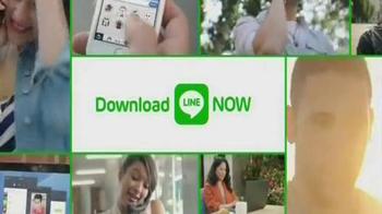 Line App TV Spot, 'Tom & Clarissa' - Thumbnail 10