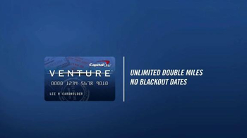 Capital One Venture Card TV Spot, 'Pre-Game' Featuring Charles Barkley - Thumbnail 10