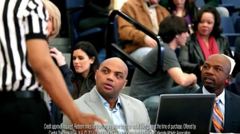 Capital One Venture Card TV Spot, 'Pre-Game' Featuring Charles Barkley - Thumbnail 6