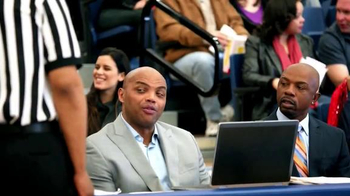 Capital One Venture Card TV Spot, 'Pre-Game' Featuring Charles Barkley - Thumbnail 7