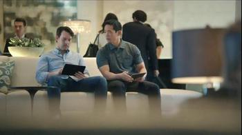 Samsung Galaxy Pro Tab TV Spot, 'Multi-User Mode' - Thumbnail 3