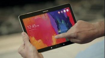 Samsung Galaxy Pro Tab TV Spot, 'Multi-User Mode' - Thumbnail 4