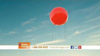 Public Storage TV Spot, 'The Cloud' - 1405 commercial airings