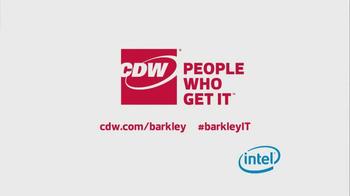 CDW TV Spot, 'Clowns' Featuring Charles Barkley - Thumbnail 7