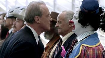 CDW TV Spot, 'Clowns' Featuring Charles Barkley - Thumbnail 1