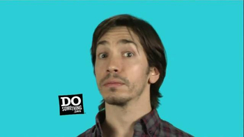 Do Something Organization TV Spot, \'Play Would You Rather\' Ft. Justin Long