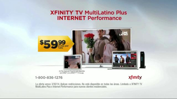 Xfinity MultiLatino Plus TV Spot, 'El Mal Tiempo' [Spanish] - Thumbnail 9