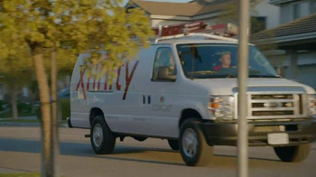 Xfinity TV Spot, 'Busy Man' Featuring Jim Gaffigan - Thumbnail 1