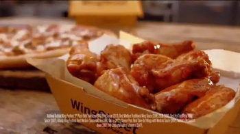 Pizza Hut WingStreet TV Spot, 'Rec League Softball Team' Ft. Scott Van Pelt - Thumbnail 3