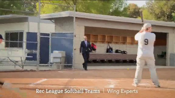 Pizza Hut WingStreet TV Spot, 'Rec League Softball Team' Ft. Scott Van Pelt - Thumbnail 4