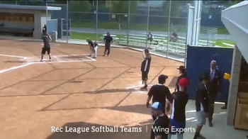 Pizza Hut WingStreet TV Spot, 'Rec League Softball Team' Ft. Scott Van Pelt - Thumbnail 5
