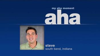Mutual of Omaha TV Spot, 'Aha Moment: Steve' - Thumbnail 1