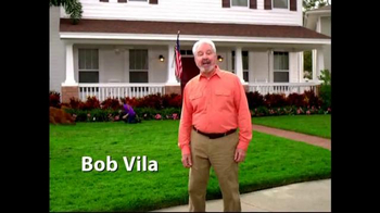 Grassology TV Spot Featuring Bob Vila