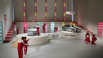 2014 Kia Optima TV Spot, 'Griffin Force' Featuring Blake Griffin - Thumbnail 1