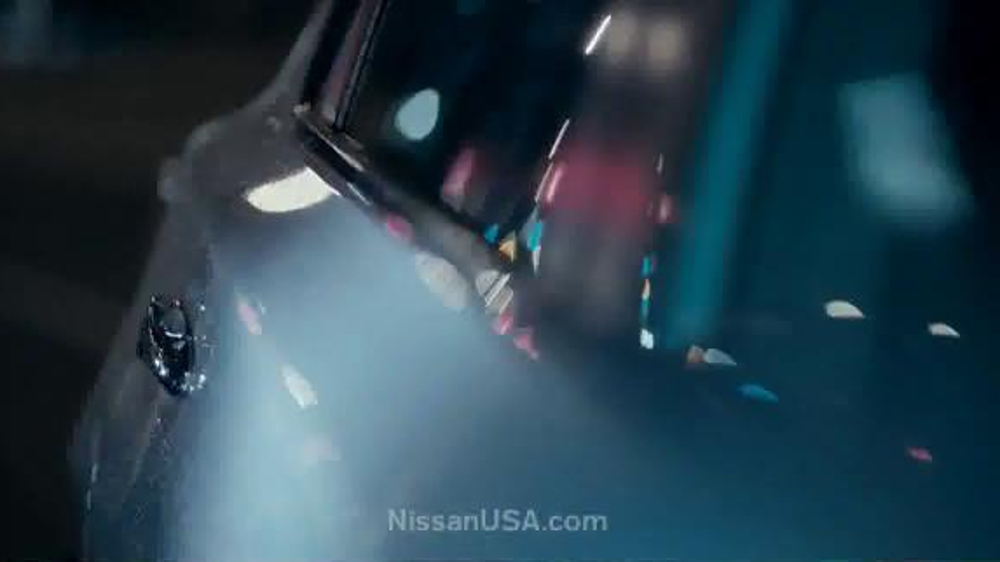 2014 Nissan Altima TV Commercial, 'Zero Gravity' Song by ...