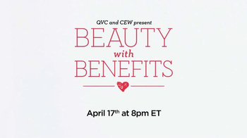 QVC TV Spot, 'Beauty with Benefits' Featuring Tiffani Theissen - Thumbnail 5