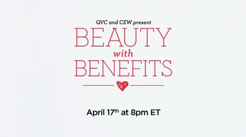 QVC TV Spot, 'Beauty with Benefits' Featuring Tiffani Theissen - Thumbnail 6